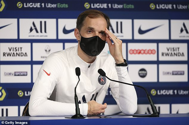 Tuchel was sacked after just four months of leading Paris Saint-Germain to the Champions League final last season