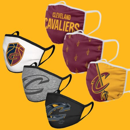 Cavs Mask Affiliers 2020 Cavaliers Promotion