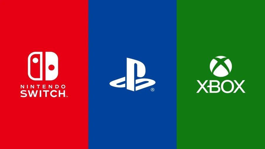 Nintendo PlayStation Xbox