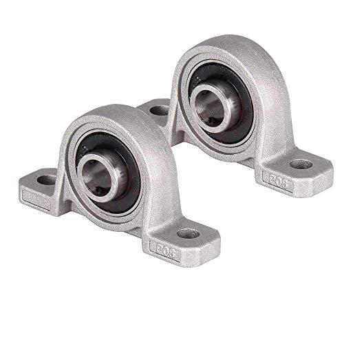 KFL000-005 Strumenti Di Supporto Per Cuscinetti A Sfere Con Allineamento A Flangia KP08 KP 8mm